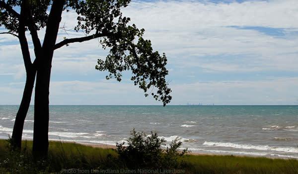 Indiana Dunes Lake View