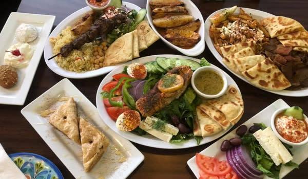 Tzatziki Greek Street Food