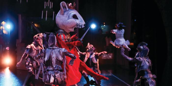 Festival Ballet Theatre's The Nutcracker Mouse King