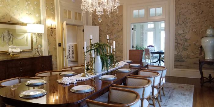 The Della Belle Formal Dining Room