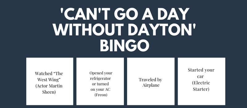 Dayton Bingo 2