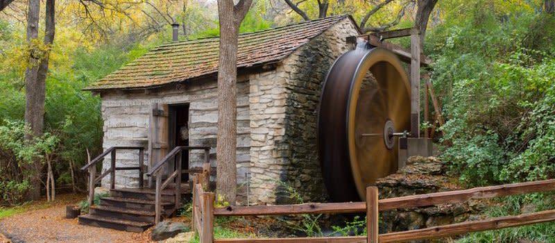 Log Cabin Village - Blog