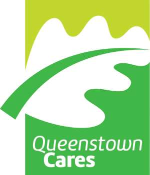 Queenstown Cares logo
