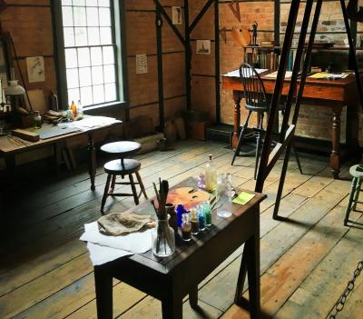 Thomas Cole House Studio