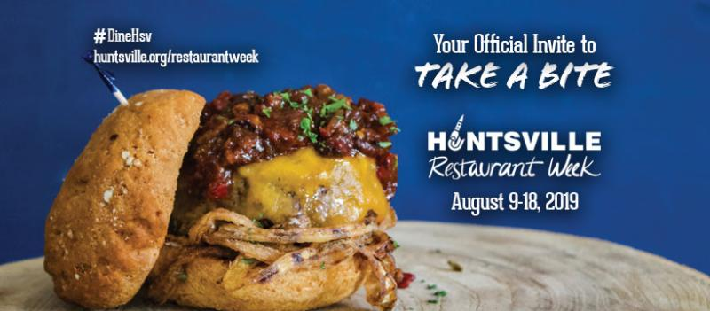 Restaurant Week - Facebook cover