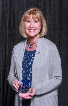 Joyce Grinczel, CTA of the Year