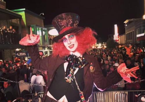 Broadway at the Beach Halloween Bash