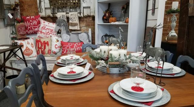 Find reimagined high quality furniture pieces and beautiful home decor items at Reinvention in downtown Martinsville.