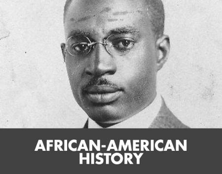 African American History tile