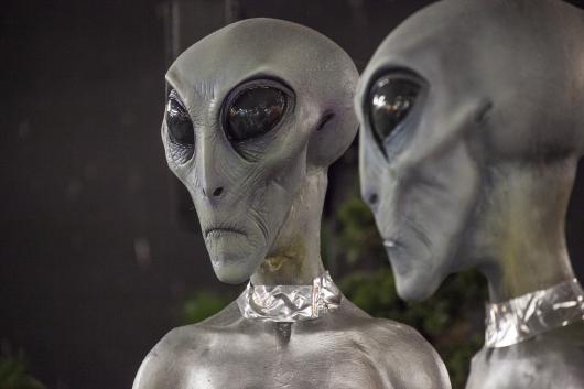 UFO Aliens Roswell