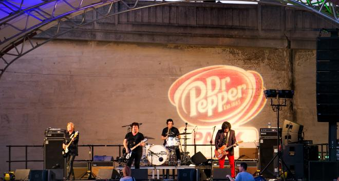 Dr Pepper Park at The Bridges