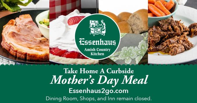 Das Dutchman Essenhaus Mother's Day