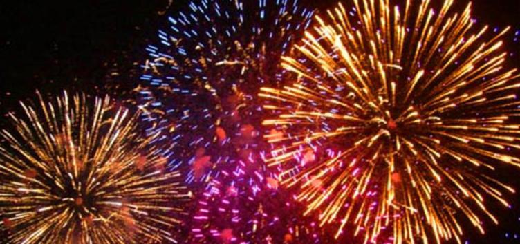 stadium of fire fireworks