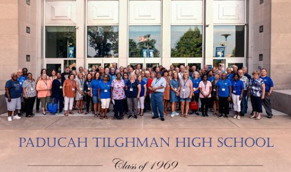 Paducah Tilghman High School Class Reunion