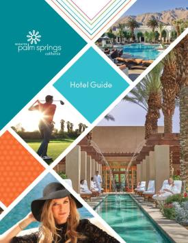 Travel Trade Hotel Guide in Greater Palm Springs