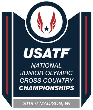USATF National Junior Olympic Cross Country Championships logo