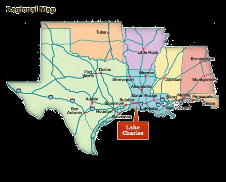 Lake-Charles-Regional-Map