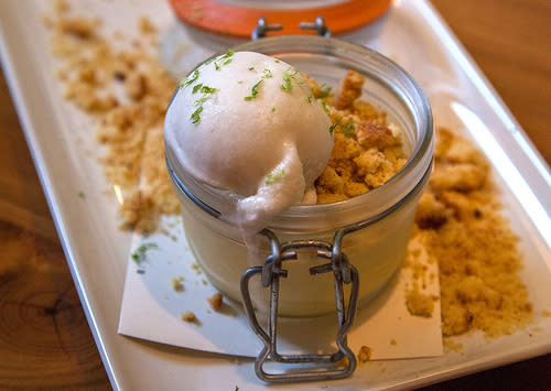 Banana Pudding - The River & Rail in Virginia's Blue Ridge
