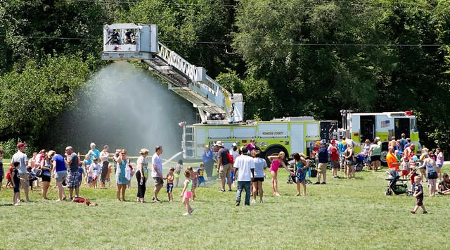 Touch A Truck - Roanoke County