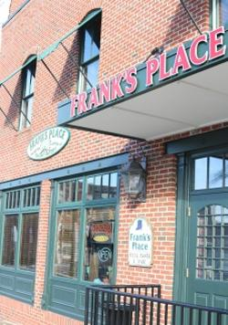 Frank's Place, Danville, Indiana