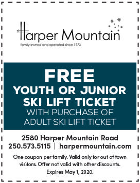 harper mountain
