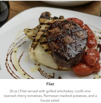 Filet_The Villa