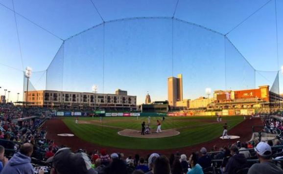 Fort Wayne TinCaps Baseball - Brett Gauger Instagram