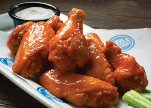 Dave & Buster's Wings