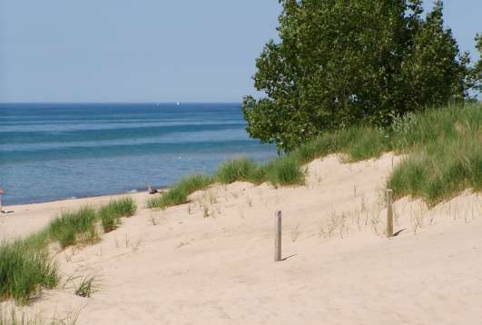 Bus Tour of the Indiana Dunes National Lakeshore