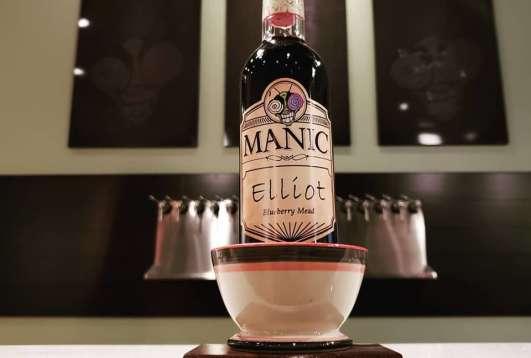 Manic Mead. Wine. Cider.