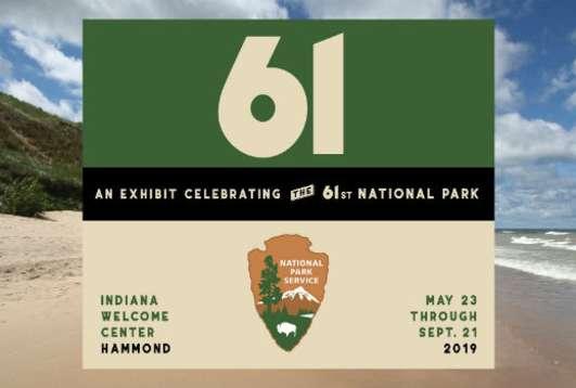 61: An Exhibit Celebrating the 61st National Park