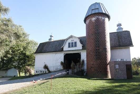 Buckley Homestead County Park A Living History Farm