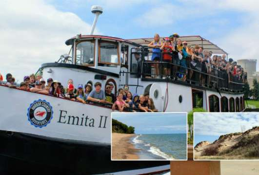 Lake Michigan Boat Tours