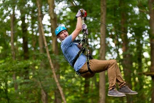 Edge Adventures NW Indiana - Deep River Park