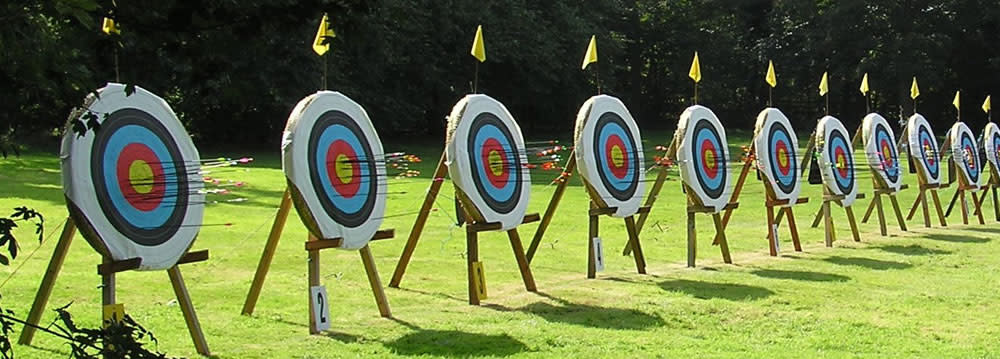 Archery Targets--Banner