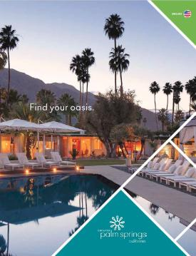Travel Trade Brochure Greater Palm Springs