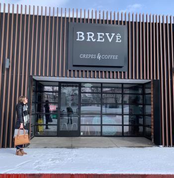 Breve Crepes & Coffee