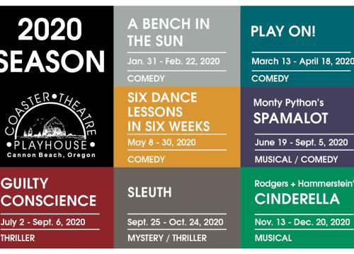 Coaster Theatre 2020