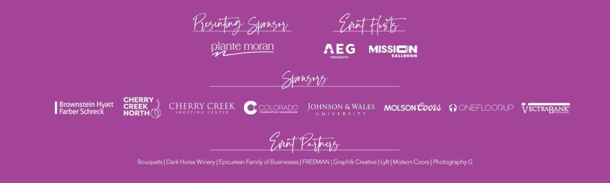 2020 Hall of Fame sponsors