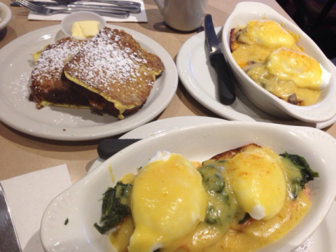 brunch at Jines in Rochester, Ny