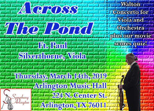 Across The Pond | Symphony Arlington
