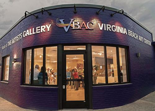 Fusion The Artists Gallery at Virginia Beach Art Center-VBAC