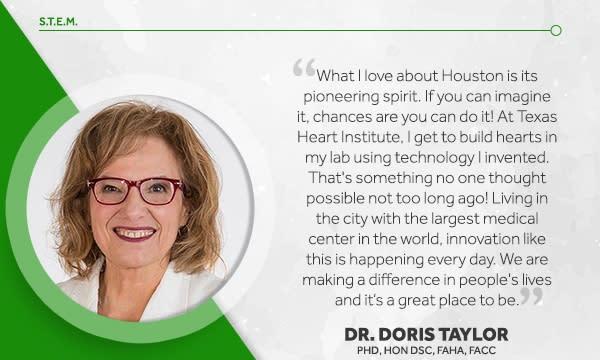 Dr. Doris Taylor