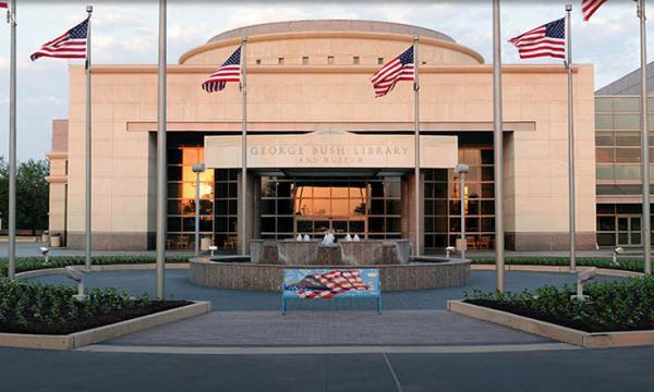 George Bush Library