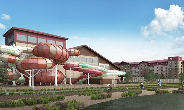 Great Wold Lodge Arizona Rendering
