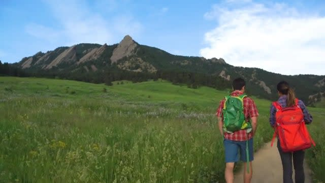 Video Thumbnail - vimeo - Hiking in Boulder, Co