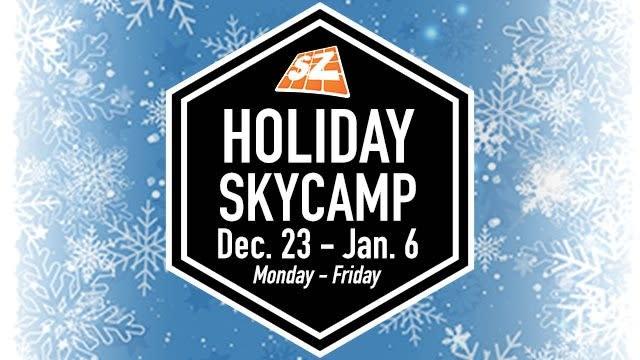 SkyZone Camp