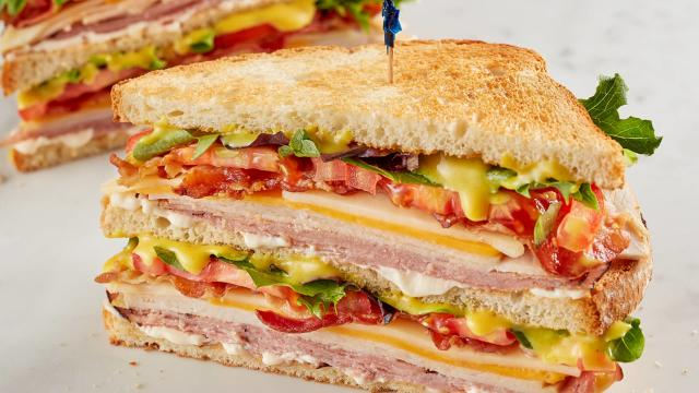 King Club Sandwich from McAlister's