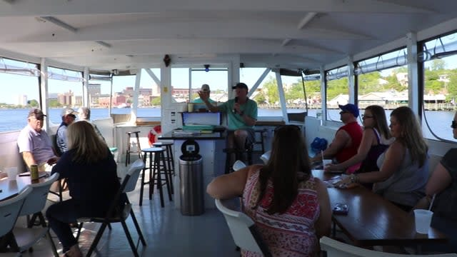 Video Thumbnail - vimeo - Go Local - Wilmington Water Tours