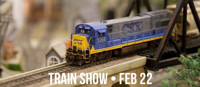Essenhaus Train Show